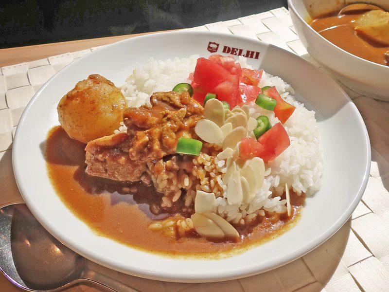 銀座店 6月のカレー「BALMUDA The Curry」
