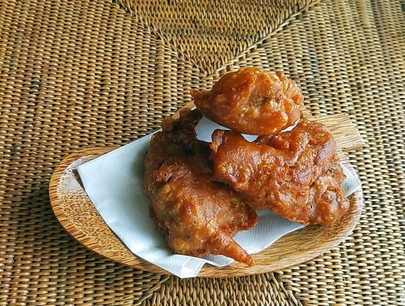 チキン バジャ (チキンパコラ)