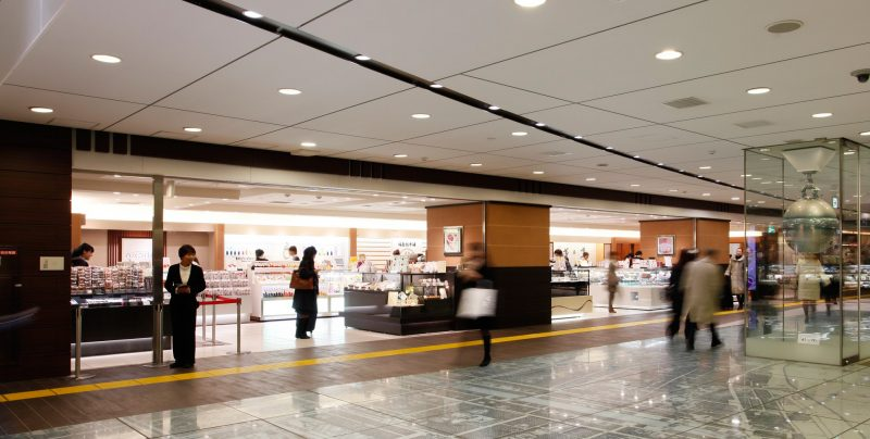 グランスタ東京、短期出店
