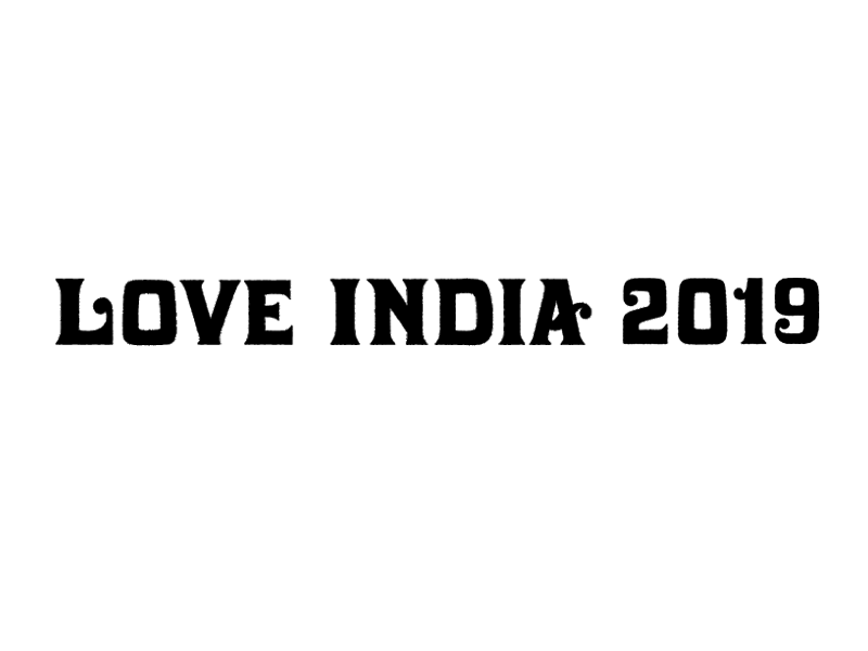 LOVE INDIA 会合