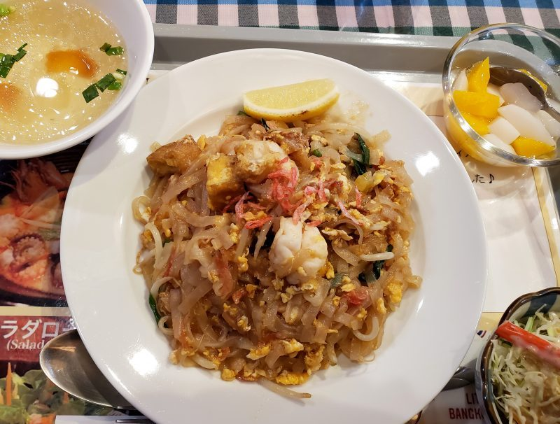 アジアンフードランチ その2 麺