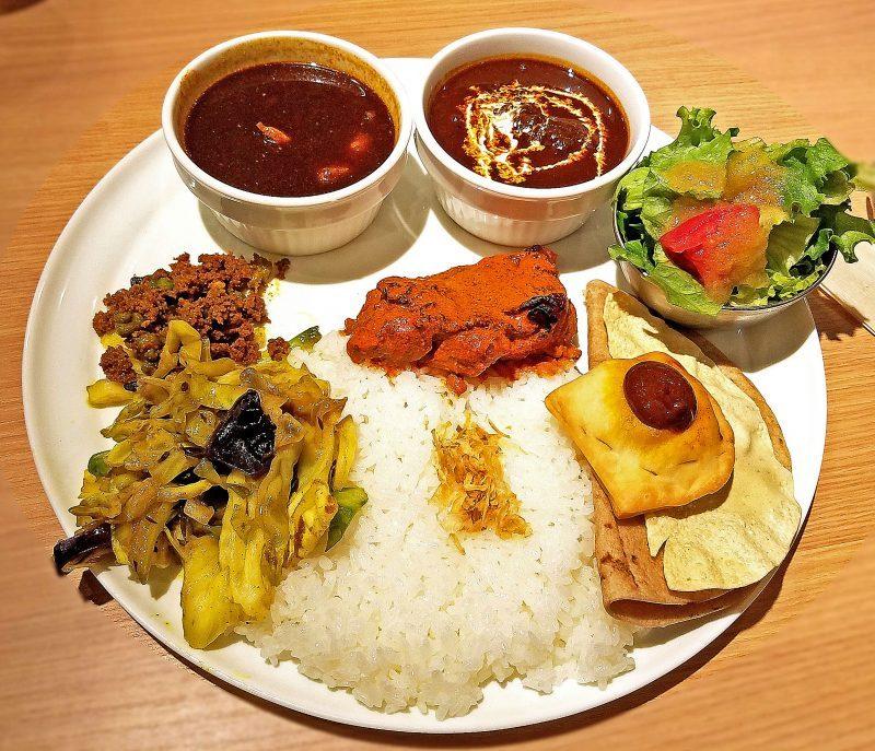 日本的印度料理