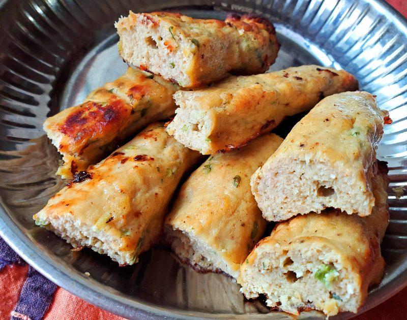 Chicken Reshmi Kabab