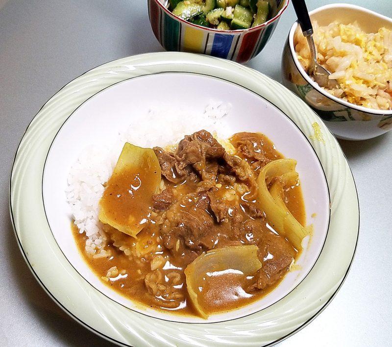 中華系カレー